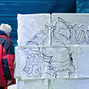 Ice Sculpture - Winterlude - Ottawa, Canada