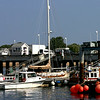 Provincetown Fishing Boats, Low Tide