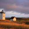Wood End Lighthouse Landscape, Cape Cod National Seashore