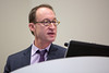 "Dallas, TX - AHA 2013 Scientific Sessions - Ronald Victor speaks ""Speakers: Gary Mitchell, Daniel Duprez, John Kostis, Ronald Victor, Keith Ferdinand"": Joint AHA/American Society of Hypertension Session:  here today, Wednesday November 20, 2013 during the American Heart Associations Scientific Sessions being held here at the Dallas Convention Center. Scientific Sessions is the leading cardiovascular meeting for basic, translational, clinical and population science, in the United States, with more 18,000 cardiovascular experts from more than 105 countries attending the meeting. Photo by © AHA/Scott Morgan 2013 Technical Questions: todd@medmeetingimages.com"