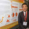 Dallas, TX - AHA 2013 Scientific Sessions - Masaharu Akao: APS.205.04: Cardiovascular Disease: Global Perspective:  here today, Wednesday November 20, 2013 during the American Heart Associations Scientific Sessions being held here at the Dallas Convention Center. Scientific Sessions is the leading cardiovascular meeting for basic, translational, clinical and population science, in the United States, with more 18,000 cardiovascular experts from more than 105 countries attending the meeting. Photo by © AHA/Scott Morgan 2013 Technical Questions: todd@medmeetingimages.com