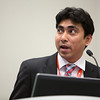 Dallas, TX - AHA 2013 Scientific Sessions - Partha Sander: AOS.208.01: Novel Insights from Clinical Trials:  here today, Wednesday November 20, 2013 during the American Heart Associations Scientific Sessions being held here at the Dallas Convention Center. Scientific Sessions is the leading cardiovascular meeting for basic, translational, clinical and population science, in the United States, with more 18,000 cardiovascular experts from more than 105 countries attending the meeting. Photo by © AHA/Scott Morgan 2013 Technical Questions: todd@medmeetingimages.com