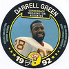 1992 King B Discs Darrell Green