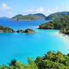 Trunk Bay Vista, St. John, US Virgin Islands National Park