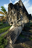 The Ruins of Eglise Fort, St. Pierre, Martinique