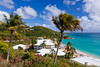 The Marriott Resort in St. Thomas, US Virgin Islands, Caribbean, West Indies.
