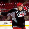 Dennis Robertson. July 24, 2014. Carolina Hurricanes Prospect Development Camp, PNC Arena, Raleigh, NC. Coyright © 2014 Jamie Kellner. All Rights Reserved.