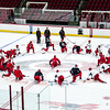 September 19, 2014. Carolina Hurricanes Training Camp, PNC Arena, Raleigh, NC. Copyright © 2014 Jamie Kellner. All Rights Reserved.
