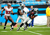 NFL: DEC 01  - Bucaneers at Panthers