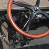 Ford 1924 Model T phaeton interior pedals