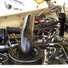 Lincoln 1947 Continental conv engine side lf