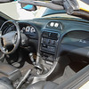 Saleen 1998 SA-15 interior dash rt