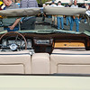Lincoln 1962 Continental conv interior rear