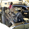 Lincoln 1947 Continental conv engine ft rt