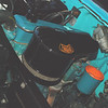 Chevrolet 1957 Bel Air engine ft lf