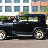 Ford 1931 Model A tudor side lf