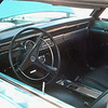 Dodge 1969 Dart GT interior ft lf