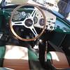 Arnolt Bristol 1954 Bolide interior rr lf