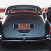 Rolls Royce 1965 Silver Cloud III rear
