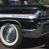 Mercury 1958 Montclair ft fender detail