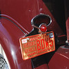 La Salle 1930 Phaeton license plate frame-stoplight