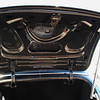 Chevrolet 1947 Fleetmaster trunk lid under