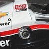 Dallara 2012 Will Power fuel fill