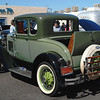 Ford 1930 Model A Sports Coupe rr lf