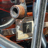 Buick 1936 vent window pipe holder