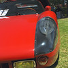 Porsche 1964 904GTS headlight ft lf