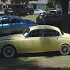 Jaguar 1962 MkII saloon side lf hi
