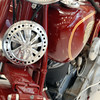 Indian 1936 Chief ft fork detail