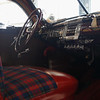 Chrysler 1947 Town & Country Sedan interior rt ft