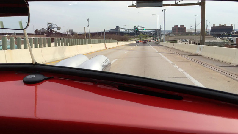 Riding with Rick-Harbor Tunnel 4-19-14