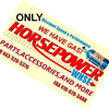horsepower wharehouse-only