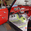 installing padding and carpet dads ChevyII 8-1-12 (3)