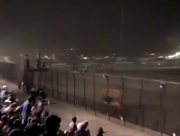NASCAR Video Raises Question: Should Charges Be Filed Against Tony Stewart for Hitting Young Driver?2