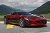 Rimac Concept One @ Samedan Switzerland 22Jun13 - The fastest electric supercar, 1088hp, 0-100km/h: 2.8s, V-max: 305km/h