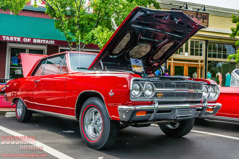 At the Norcross car show, May 2013.