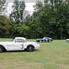 This 1960 Briggs Cunningham Corvette Race Car (Sebring and LeMans) has VIN #00867S102538. John Fitch and Briggs Cunningham raced the car at Sebring in March 1960. The #3 Corvette was driven by John Fitch and Bob Grossman at the 1960 LeMans. (Source: http://www.conceptcarz.com)
