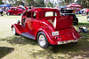 Ford 1934 5 window coupe