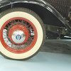 Ford 1932 Sports Coupe wheel