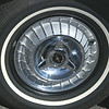 Ford 1961 Tbird wheel cover