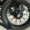 Ford 1927 Model T roadster pu wheel ft rt
