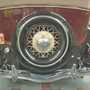 Ford 1934 phaeton rear