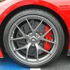 Ferrari 599GTO 2011 wheel ft lf