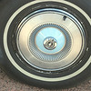 Ford 1972 Mustang Grande wheelcover