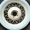 Ford 1932 Roadster wheel ft