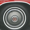 Ford 1972 LTD convert wheel cover