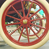 Ford 1908 Model T wheel early style